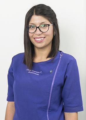 Lilian Contreras</br>Nutricionista