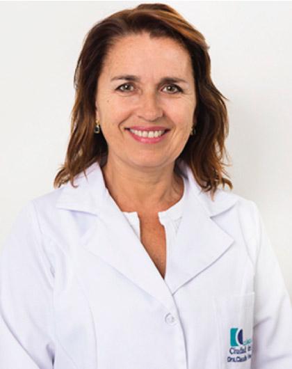 Dra. Claudia Venezian Arrieta