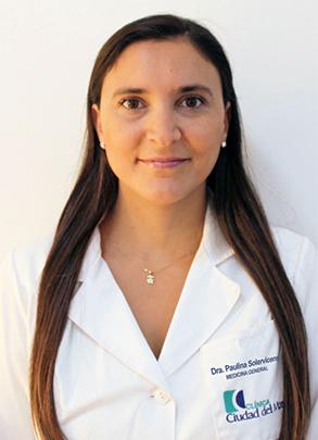 Médico General Obesidad</br>Paulina Solervicens R.