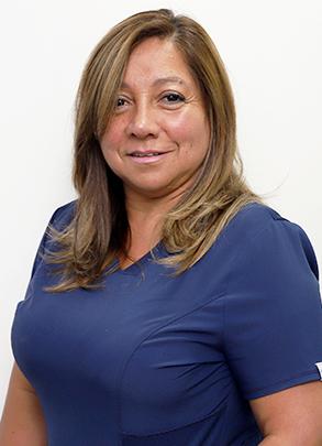 E.U. Marcela Quiroga </br>Enfermera Coordinadora