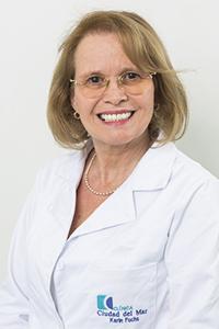 Psicóloga</br>Karin Fuchs T.