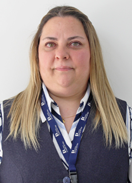 Daphne Jensen</br>Supervisora