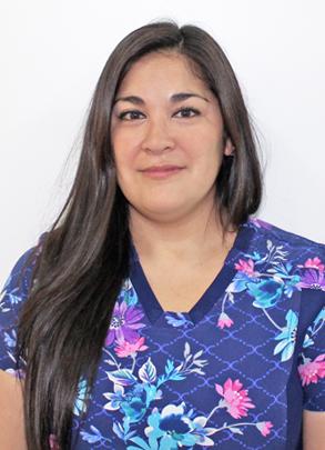 María José Vásquez </br>Enfermera GES Fonasa